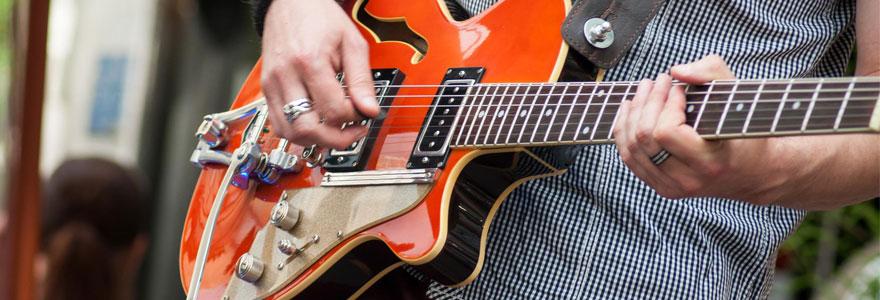 modèle de looper pour guitare électrique